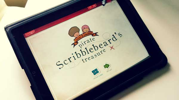 Kidoodle Apps: Pirate Scribblebeard's Teasure